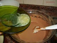 agregar mantequilla