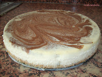 tarta desmoldada