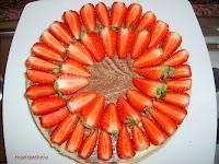 círculo con fresas