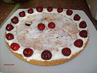 tarta terminada