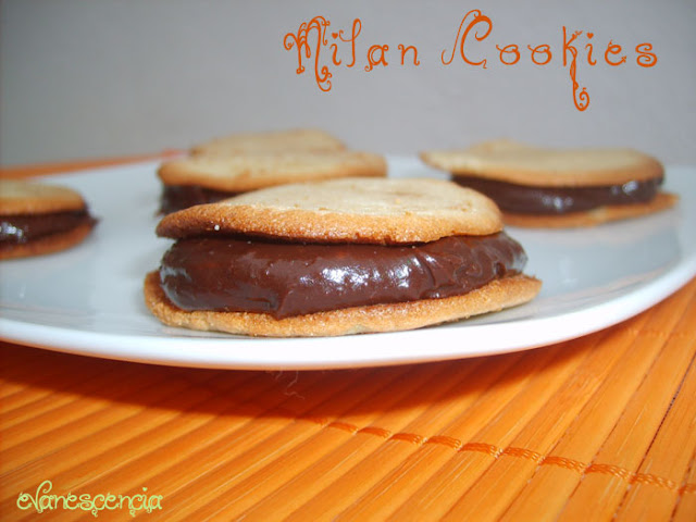 relleno chocolate galletas milano