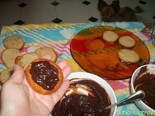relletar galletas