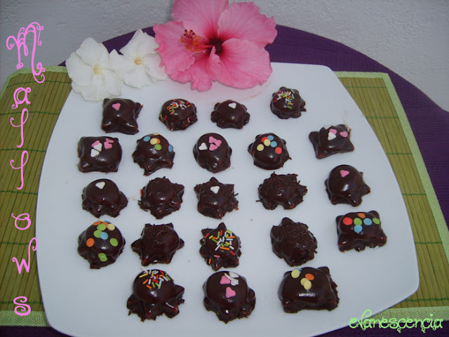 receta paso a paso mallows