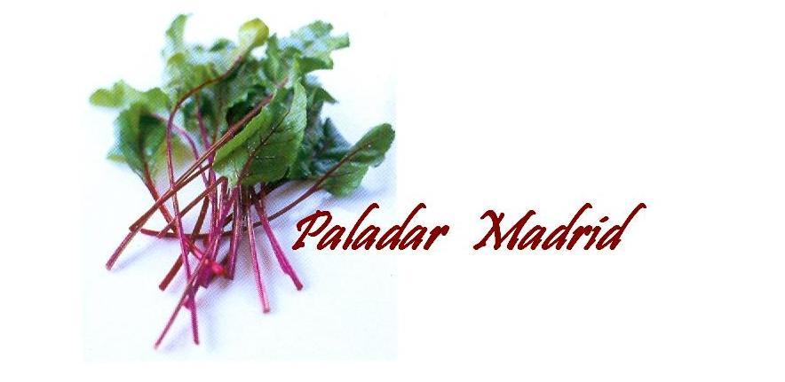 Paladar Madrid