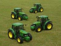 Çılgın Traktör Oyunu