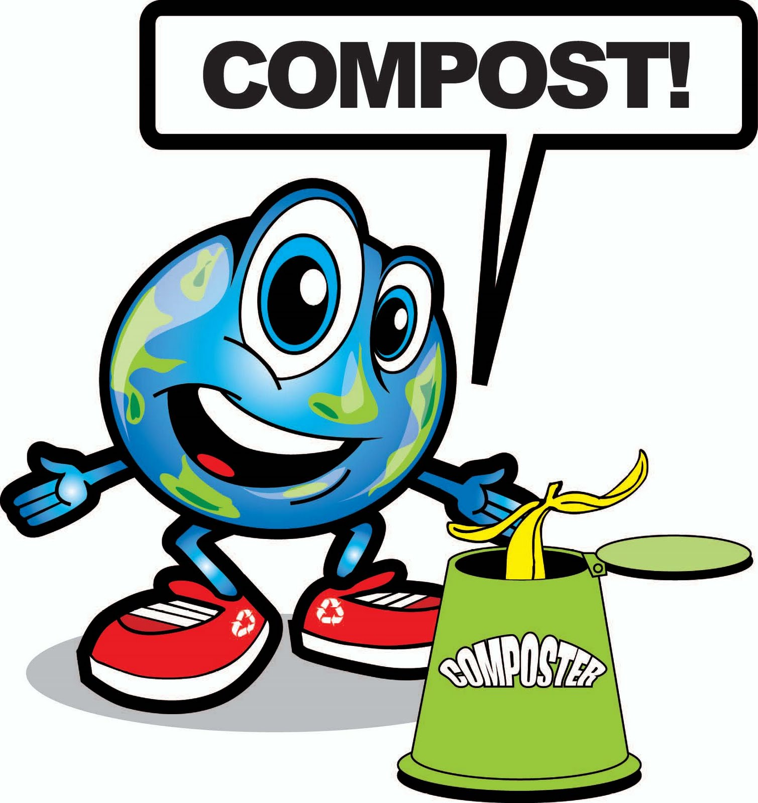ILMU PENGETAHUAN ALAM: Manfaat Kompos