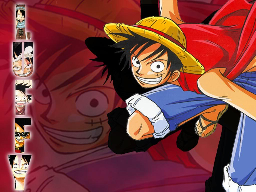 Personnage luffy one piece - One piece equipage luffy ...