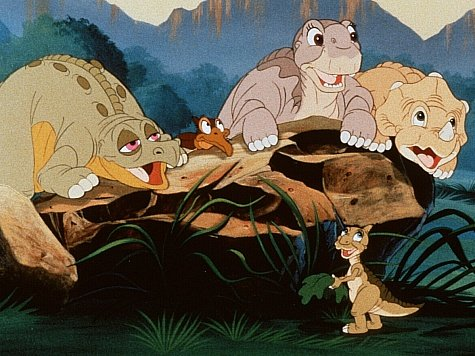 The land before time wallpapers wallpaperholic - Petits pieds dinosaure ...