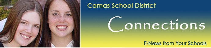 Camas Schools Communications