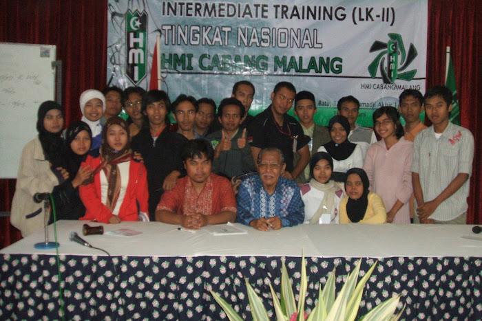 LK 2 di Malang