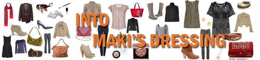 Into Maki's Dressing