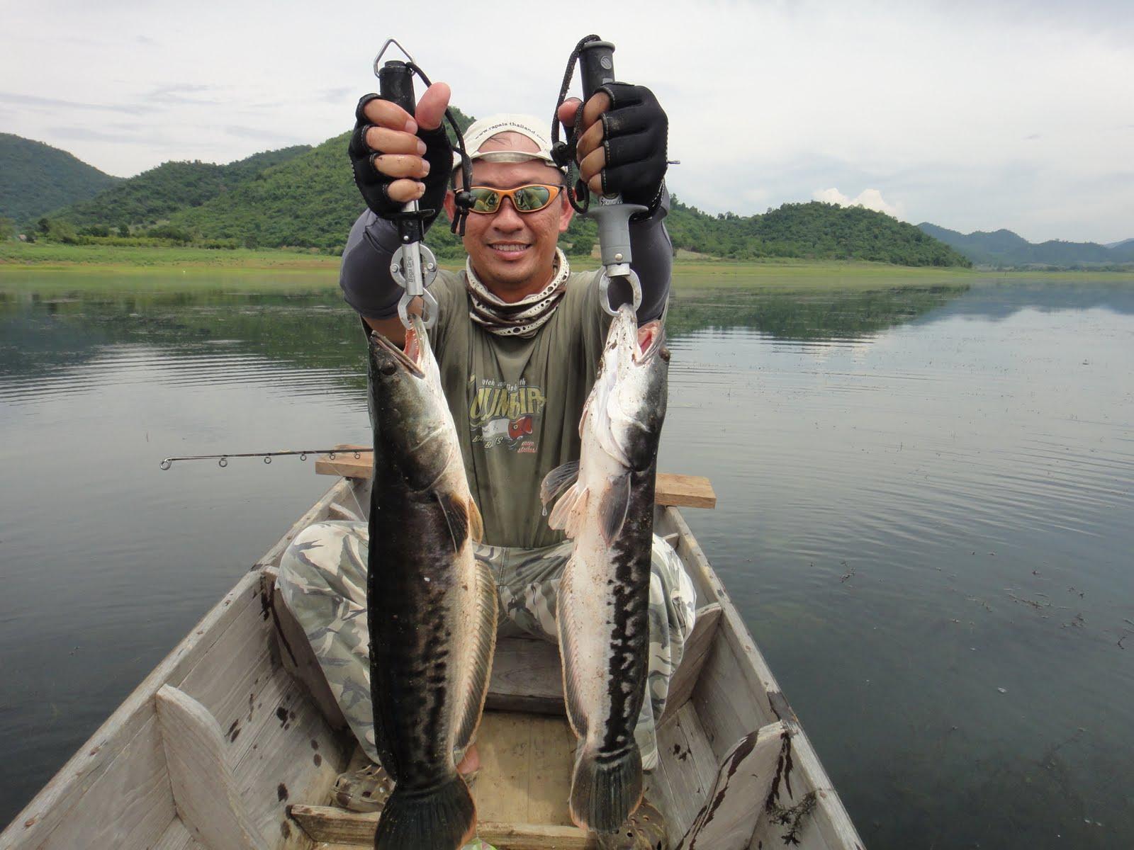 рыбная ловля тайланд