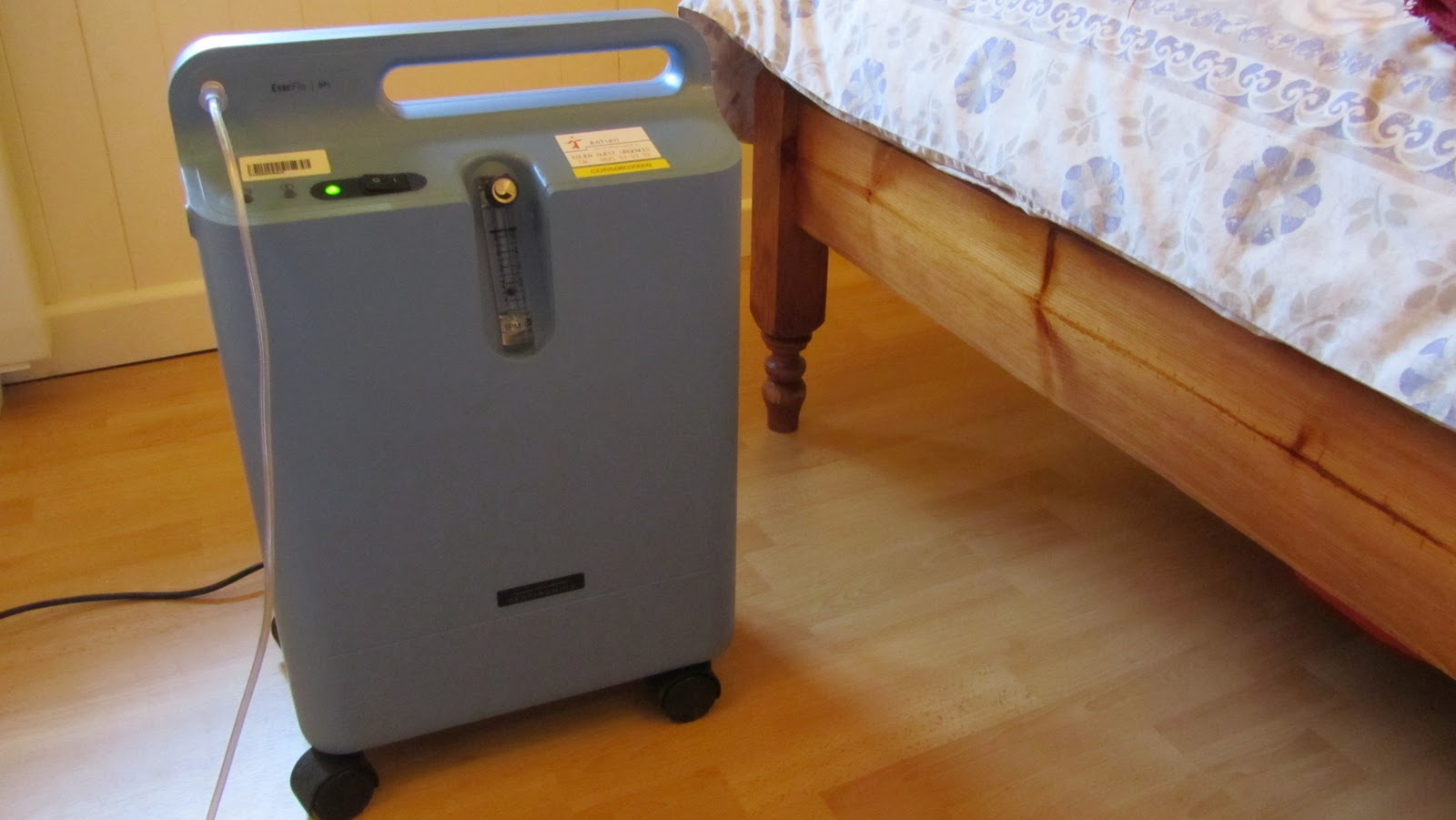 oxygen machine for breathing