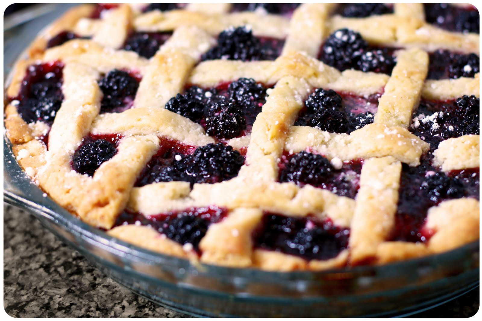 black berry pie