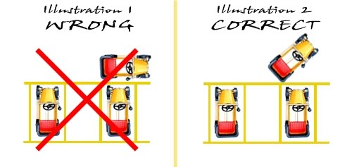While Reversing Car Which Indicator To Use