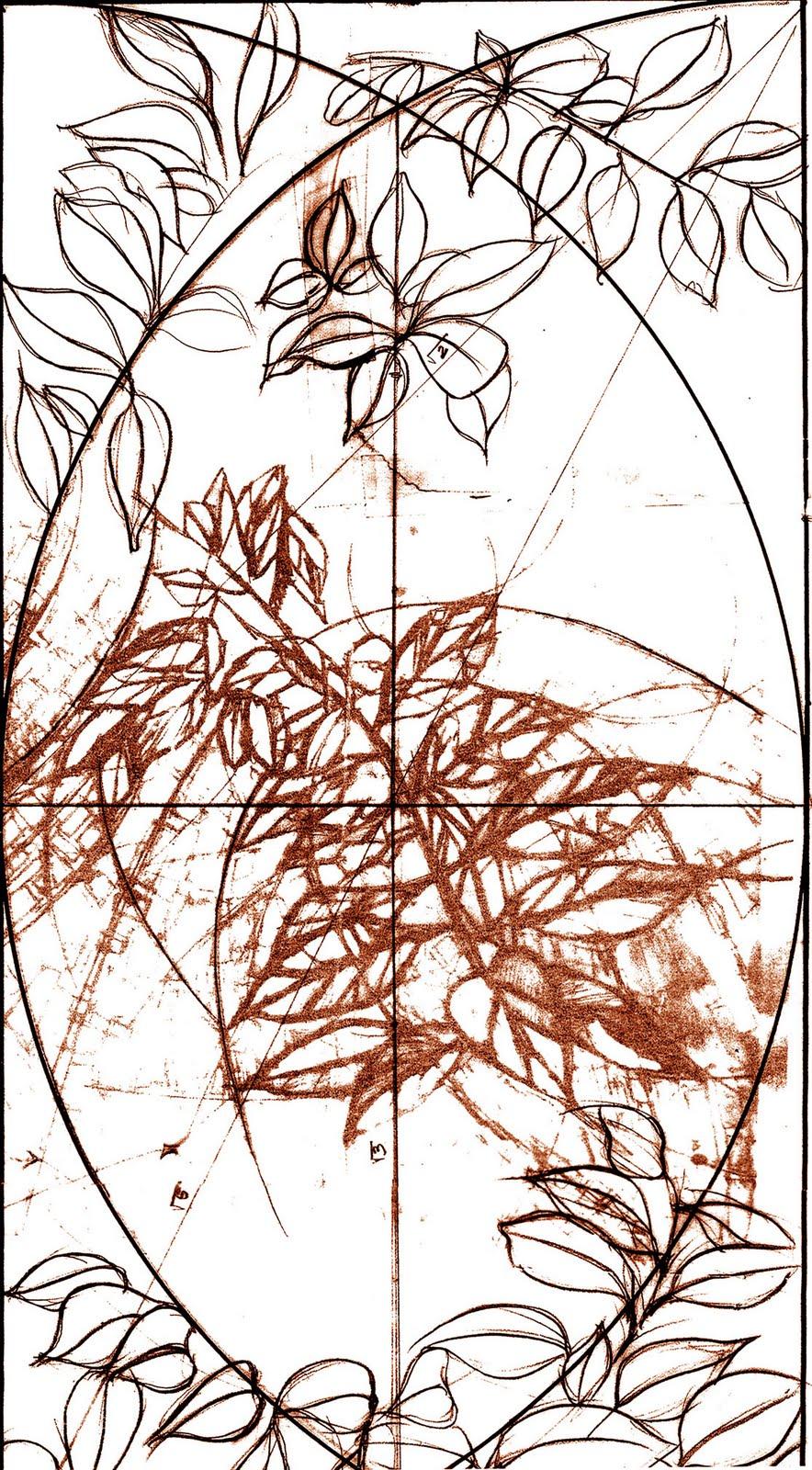 [backyard+leaves+sketch.JPG]