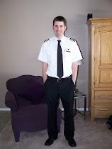 My cute little pilot