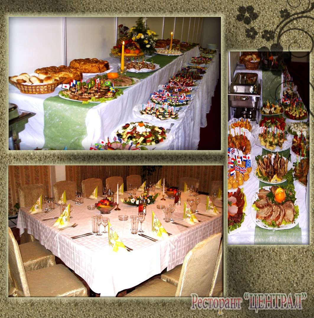 Кетъринг за сватбенато тържество 20