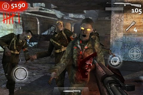 Call Of Duty: World at War; Zombies