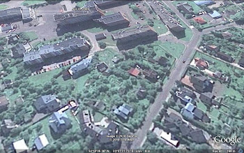 Look to KAUNAS District Eiguliai