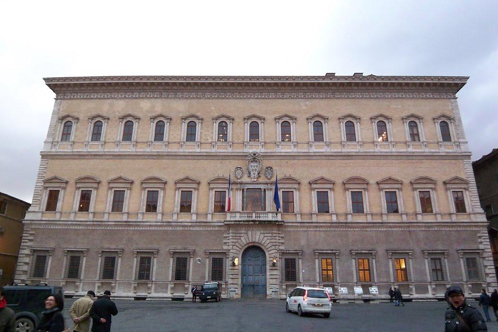 palazzo farnese - photo #3