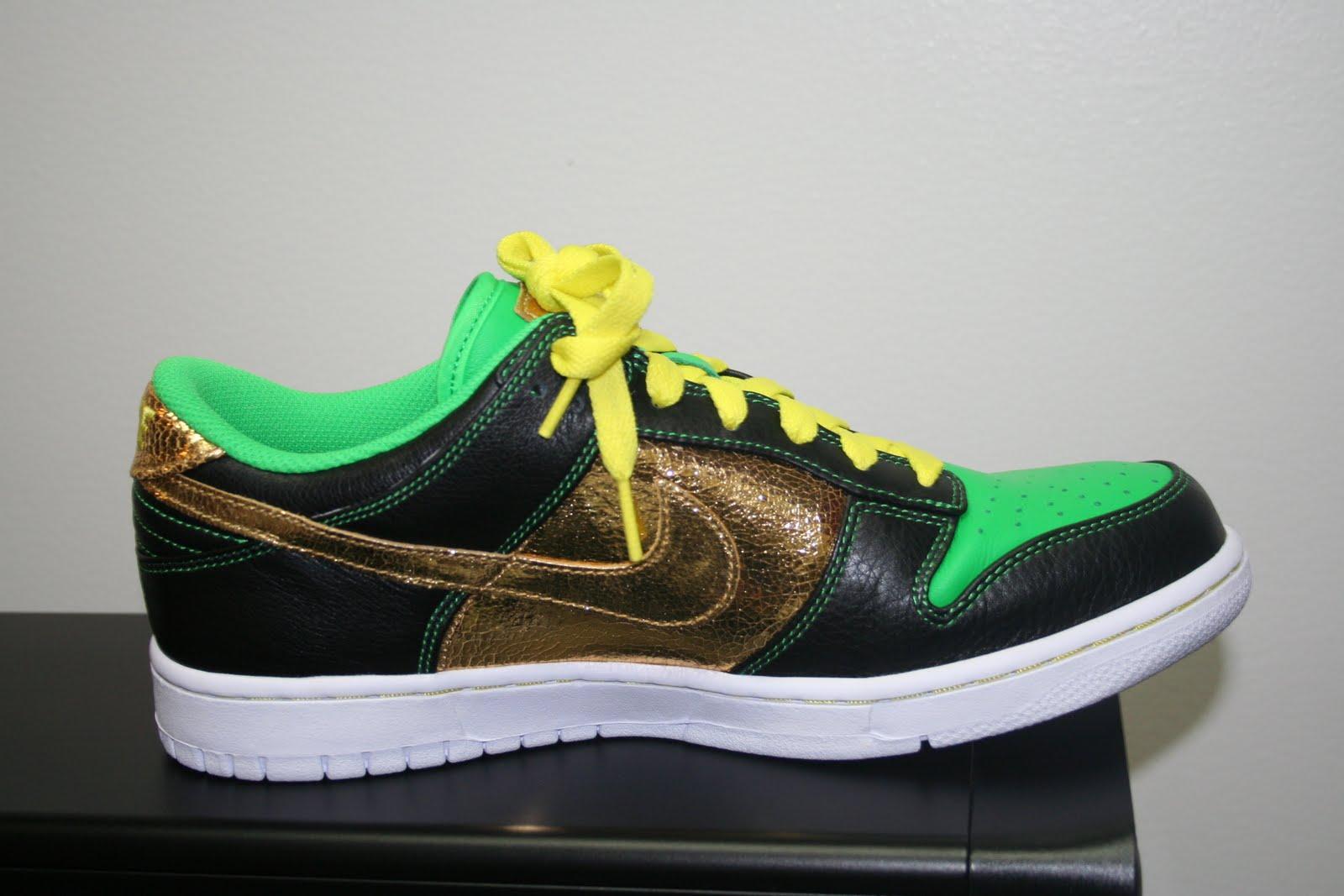 Kevin Durant Superfractor x Nike ID Premium Dunk Lo