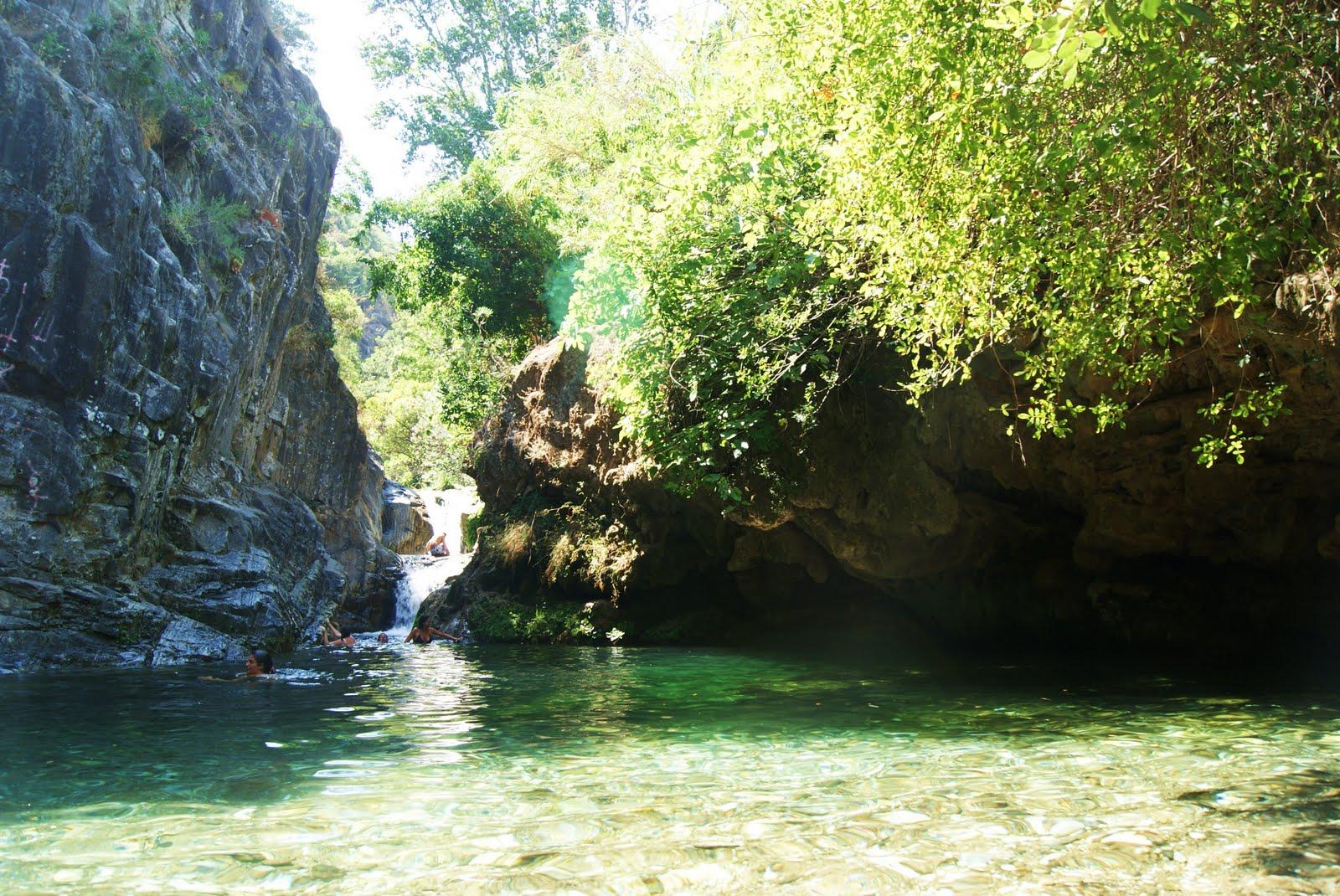 La experiencia de viajar barranco blanco co n m laga for Banos hediondos de barranco blanco