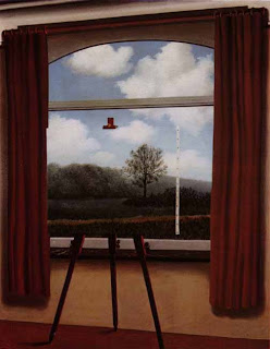magritte-human condition