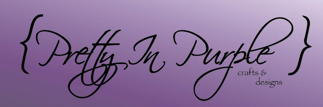 {Pretty in Purple} Crafts & Designs
