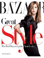Harper's Bazaar Great Style Cover