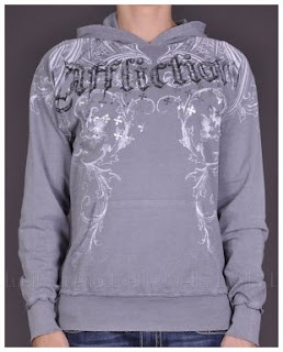 Hoodie by Affliction Clothing