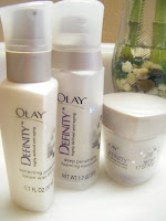 Olay Definity Products