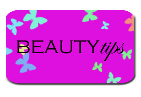 Beauty Tips graphic