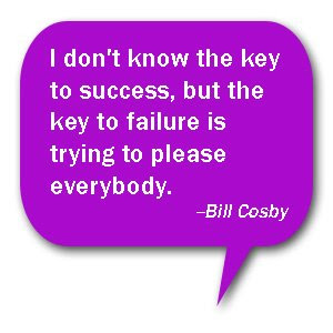 Success Quote by Bill Cosby