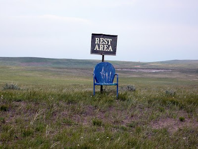 Rest Area on Flickr photo by Tim Lenz