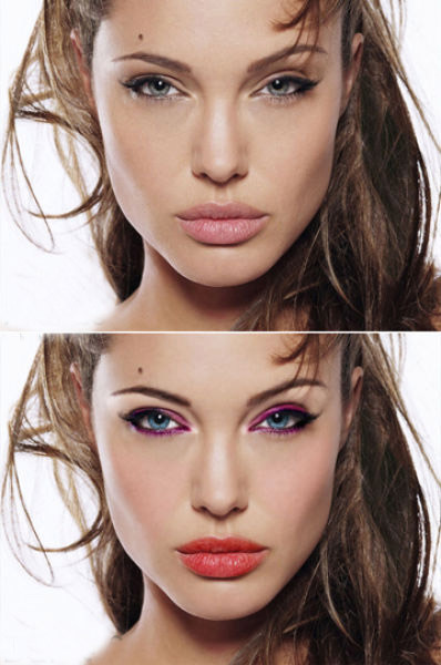 hot celebrities pics angelina jolie sexy pics photoshopped photos wallpapers hot hollywood celebrities