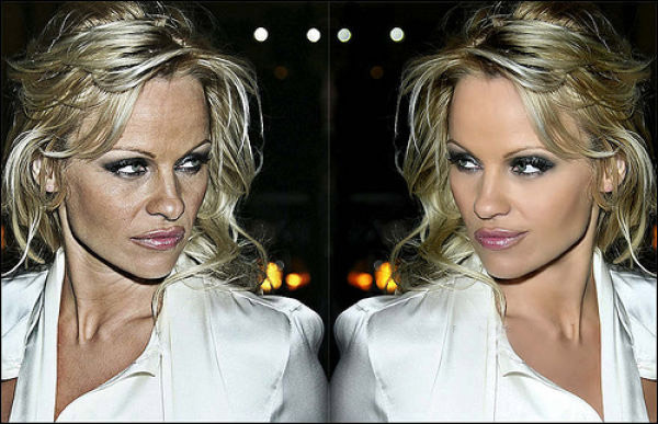 hot celebrities pics Pamela Anderson sexy pics photoshopped photos wallpapers hot hollywood celebrities