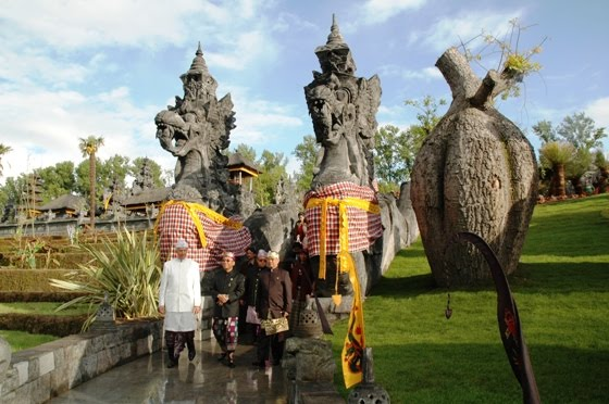 Taman Indonesia di Belgia | The Kingdom of Ganesha