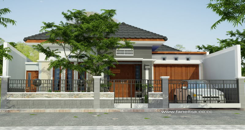 3d minimalis house designs