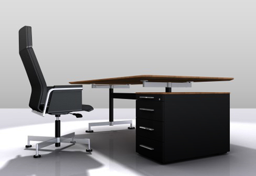 Modern minimalist office furniture designs gallery for Modern minimalist office design