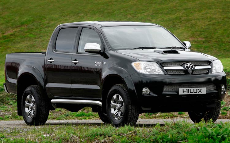 Toyota Hilux Vigo For Sale. Hilux Vigo in August