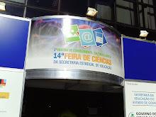 14ª Feira de Ciências Estadual