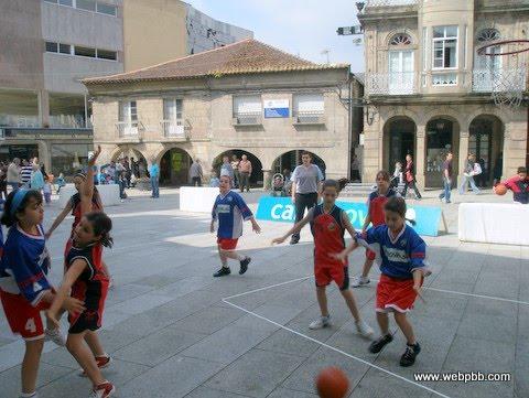 Mar a y rosal a hablan sobre el baloncesto equipos para - Colegio monterrey vigo ...