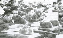 Trau dồi nơi lớp học