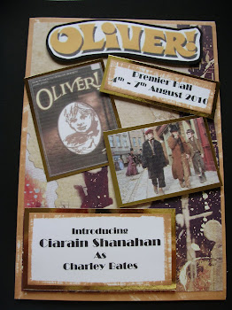 "A friend appearing in the stage play of ""Oliver"""