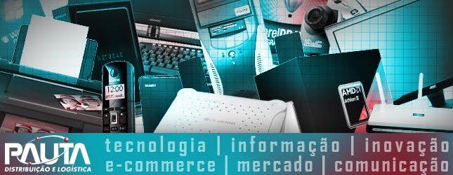 Pauta Distribuição e Logística           | informação | tecnologia | comunicação