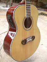 gitar accoustic gibson