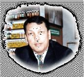 Bekas Pengarah Urusan Homeopathy Dr Nik Omar