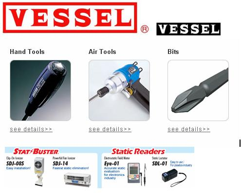 Our Principal- VESSSEL TOOLS- JAPAN
