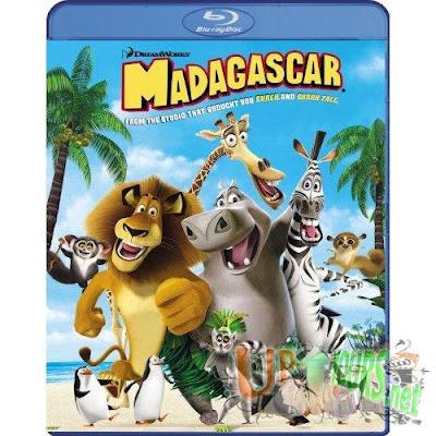 Merry Madagascar Movie Poster